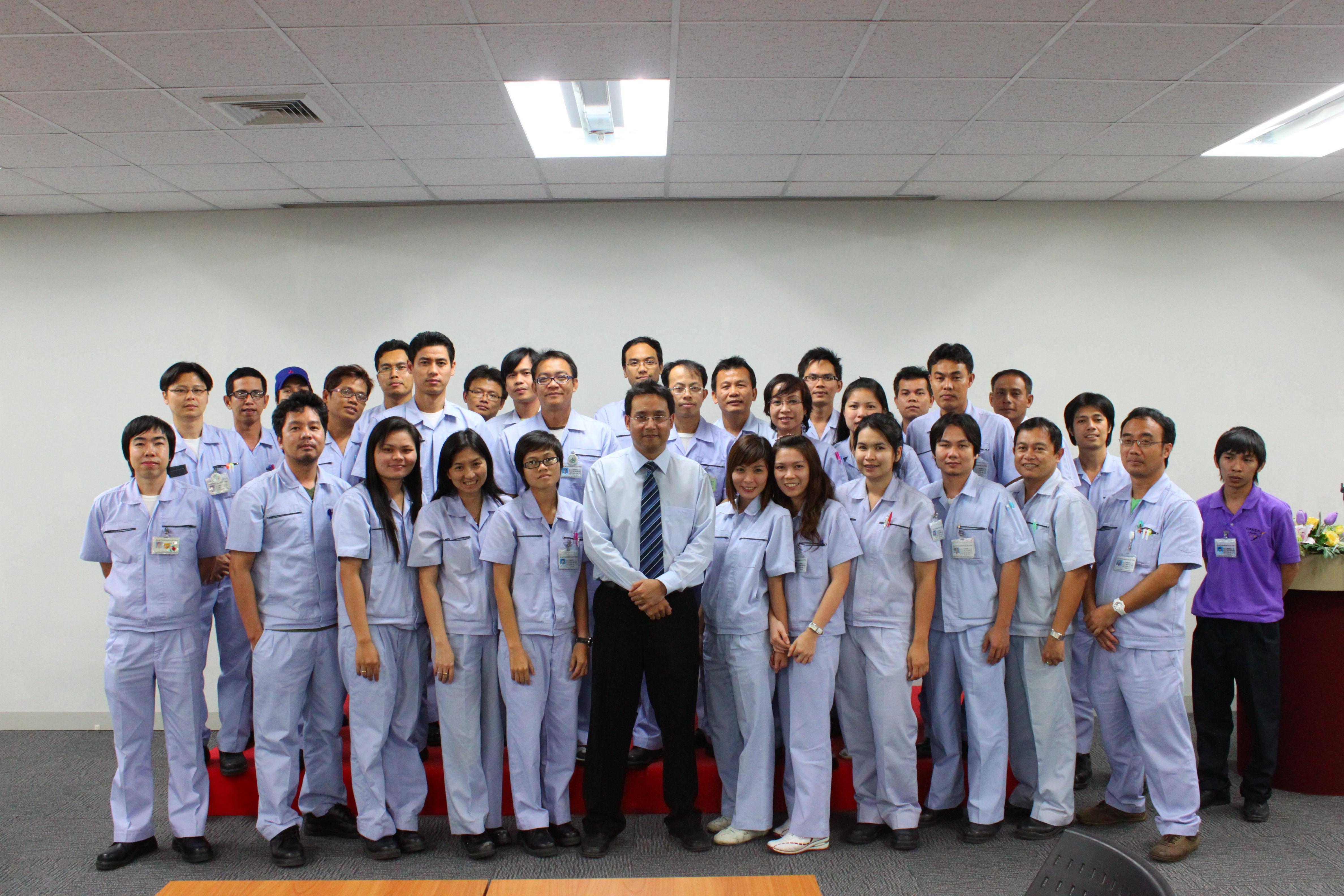 Quality Alliance Thailand Co Ltd